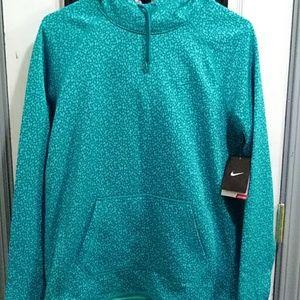 Nike, size s, teal hoodie.
